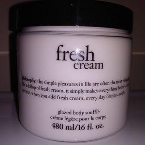 Philosophy Body Lotion - Fresh Cream scent